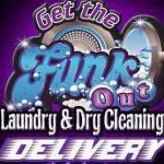 laundry delivery sheets linens hotel inn dry cleaning