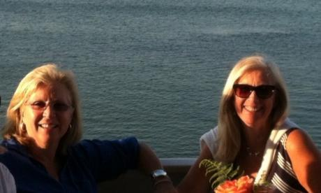 Nancy Pike, Mary Stover